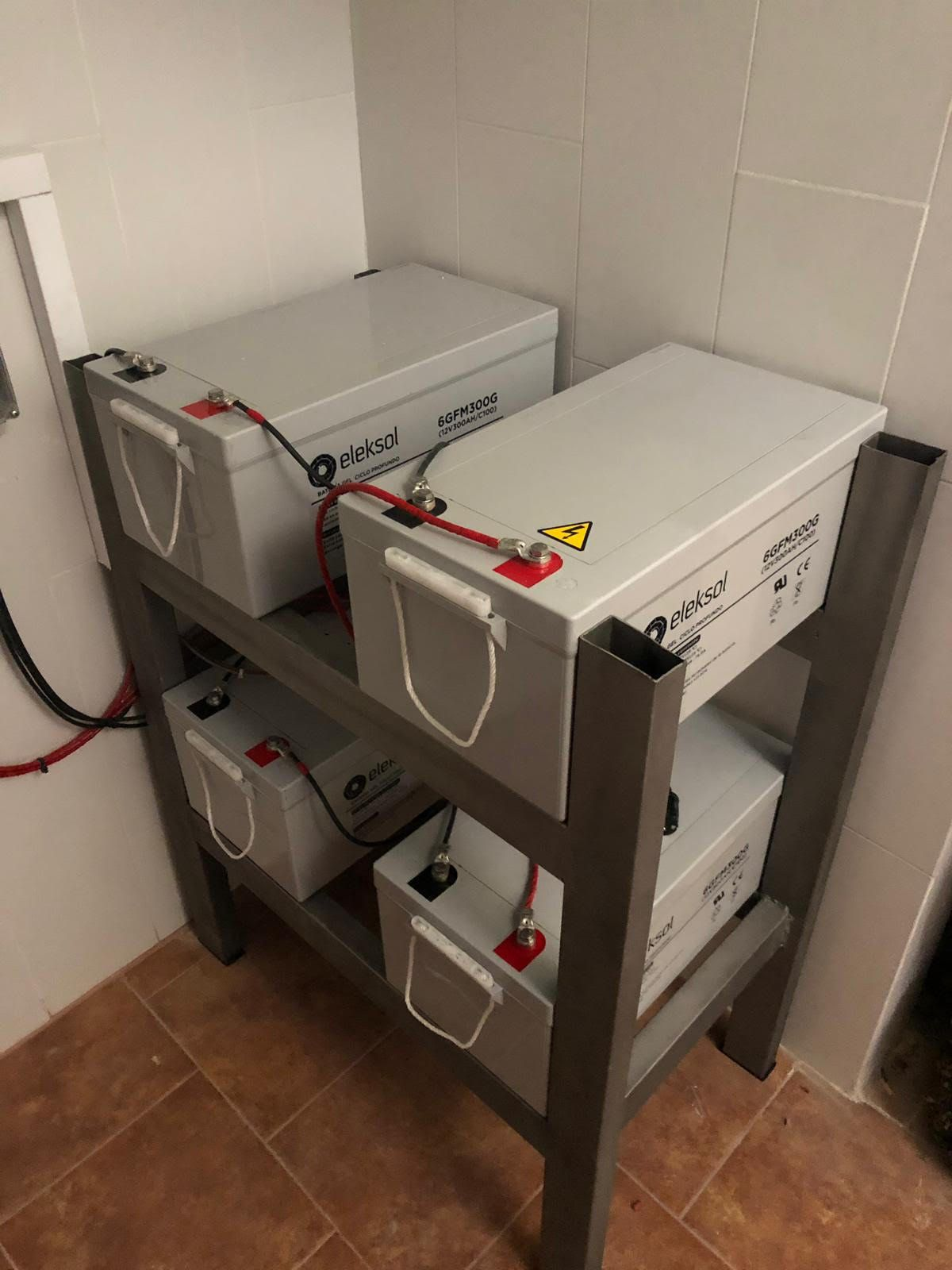 Foto 17 de Instalación de placas solares en  | Ahorralia