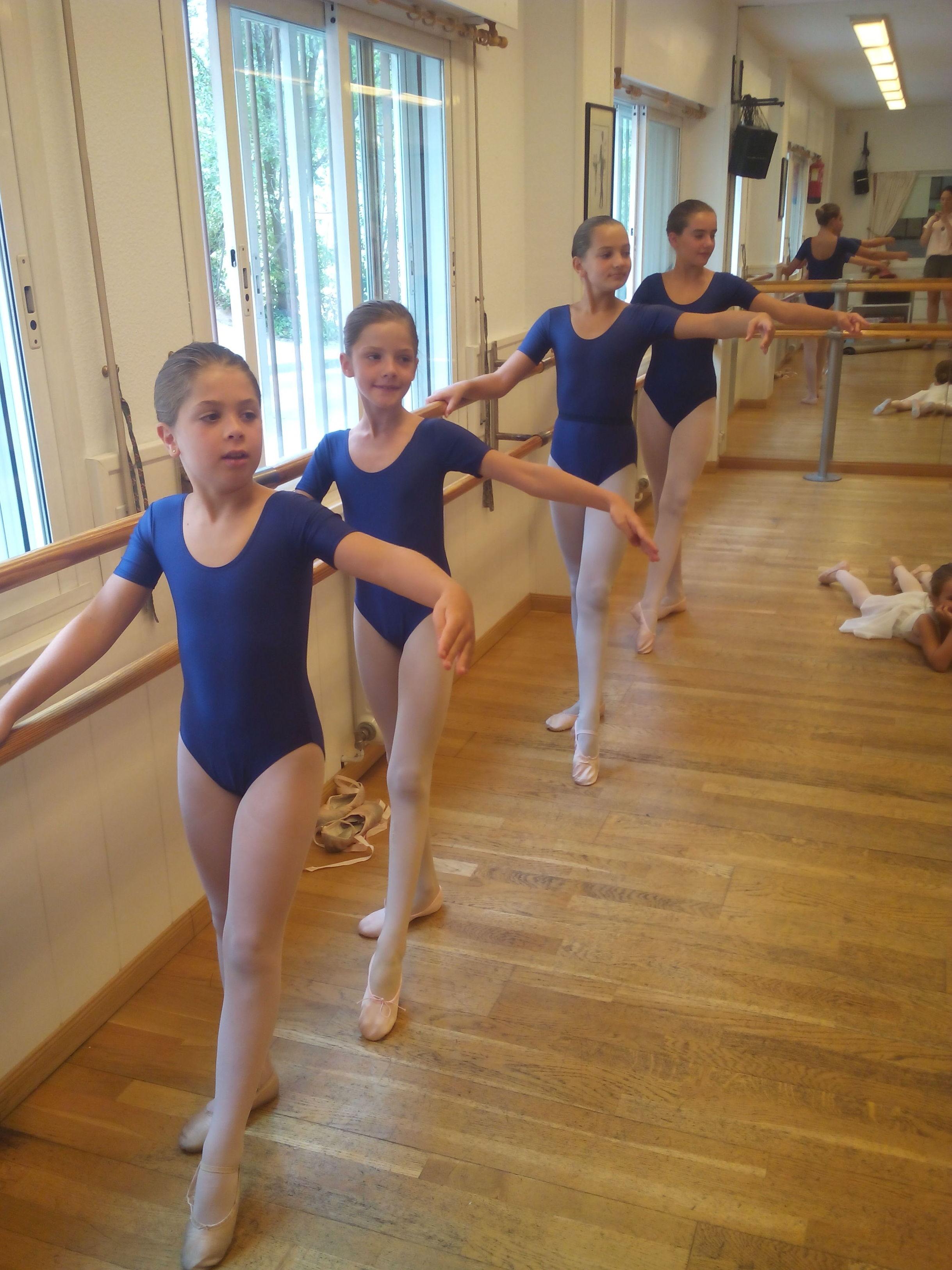 clases de ballet en Aravaca Madrid