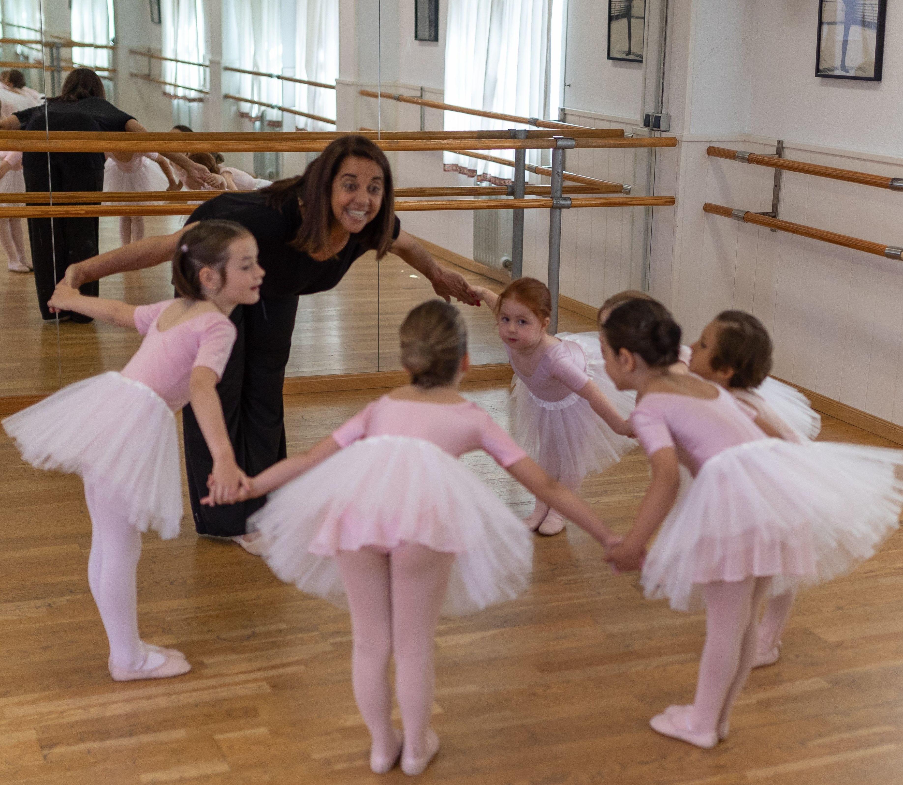 Foto 2 de Escuelas de música, danza e interpretación en Madrid | Ballet M H