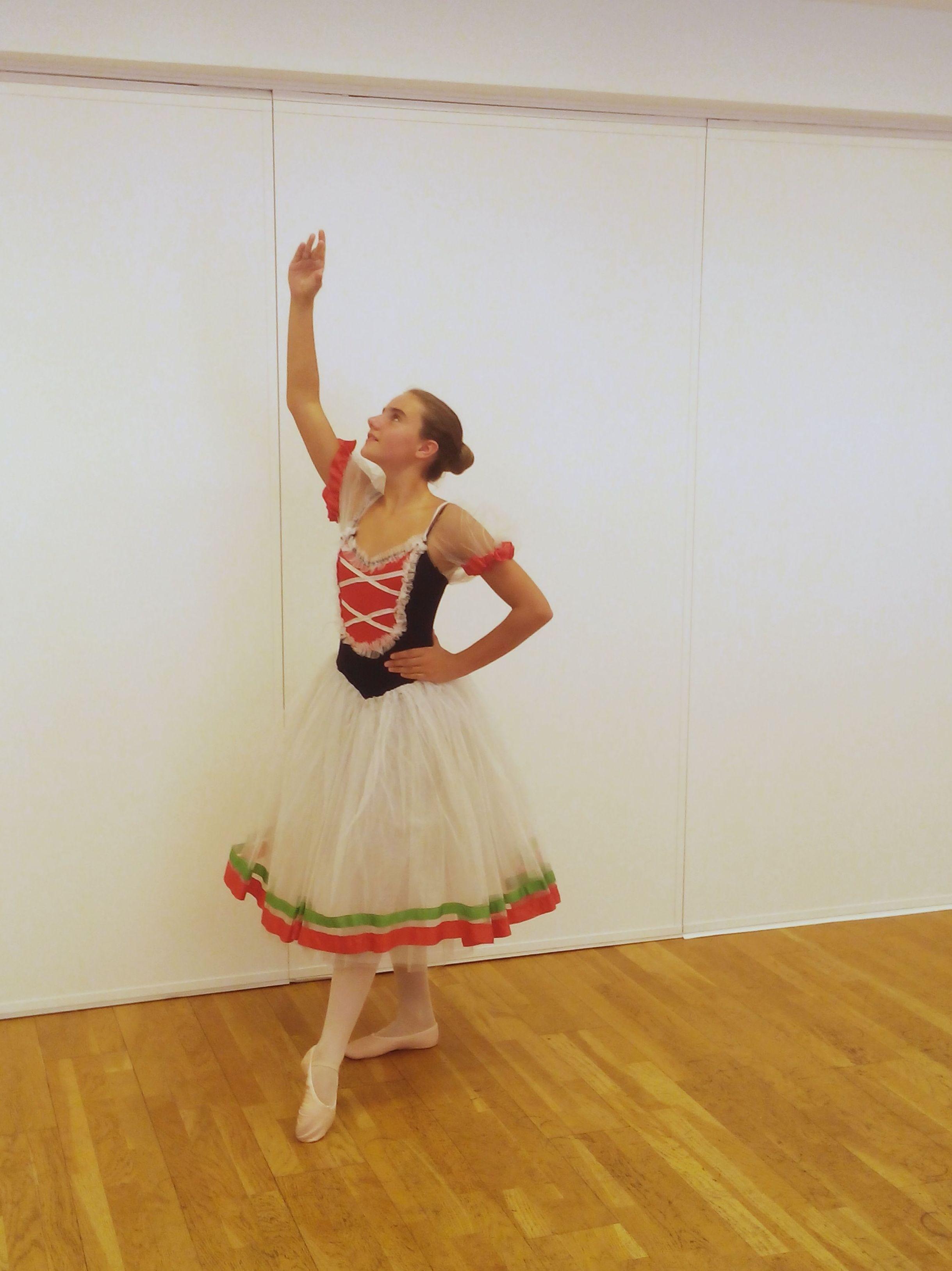 academia baile madrid
