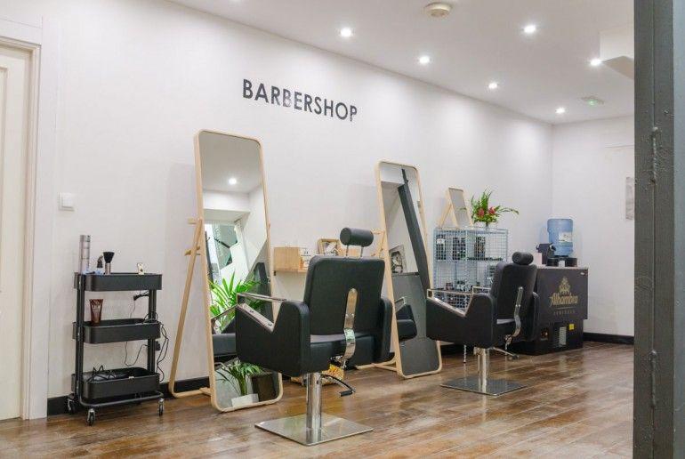 Barber shop para caballeros en Granada