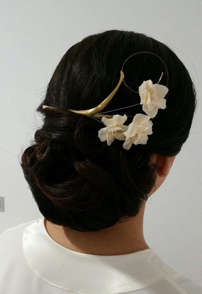 Peinados para novias en Granada