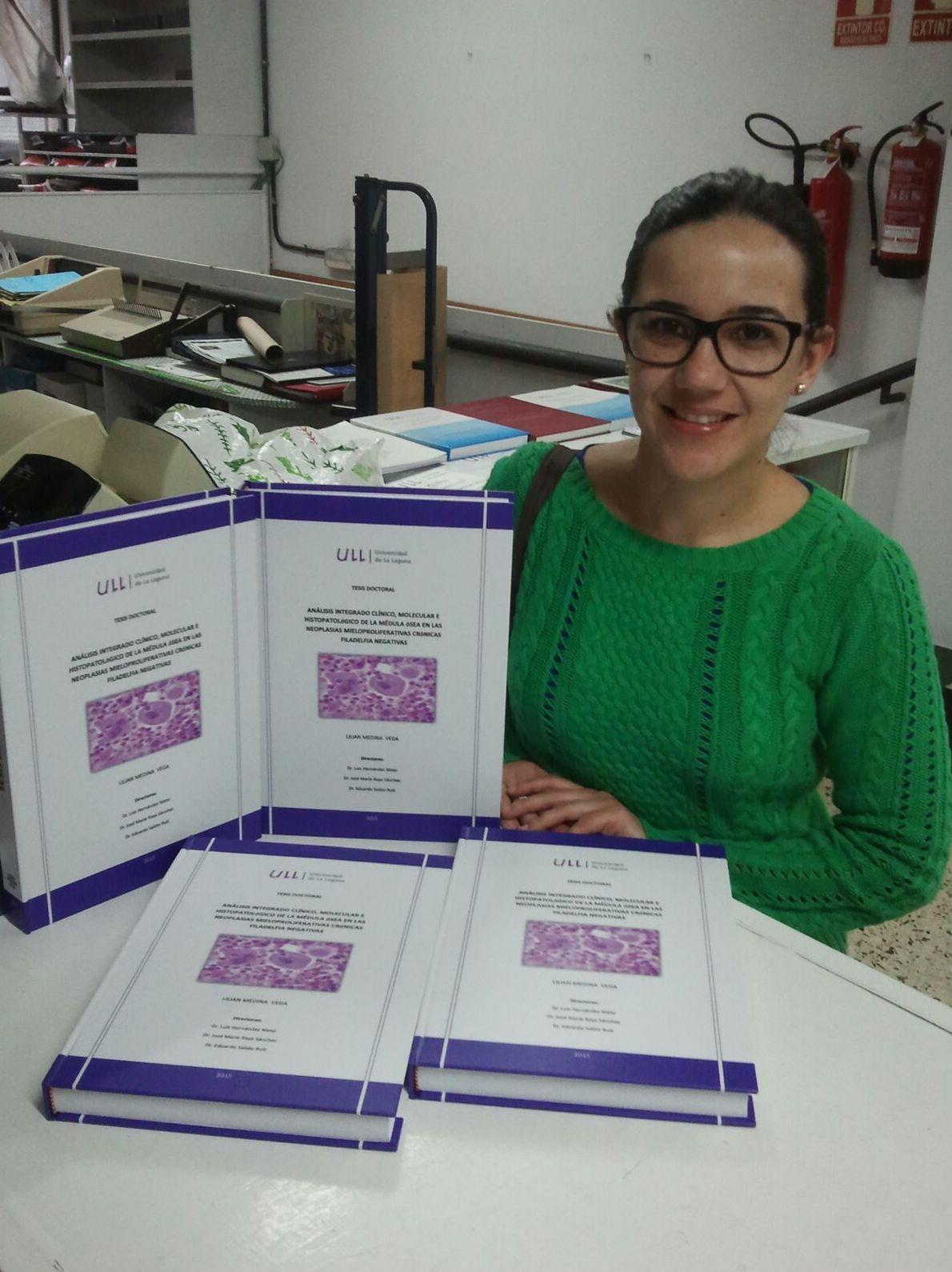 Tesis doctorales fotocopiadas