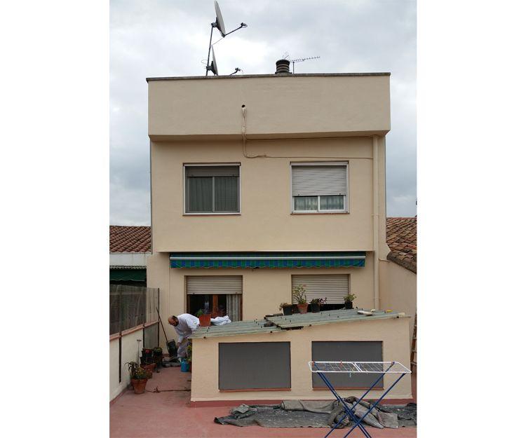 Empresa de profesionales pintores de edificios