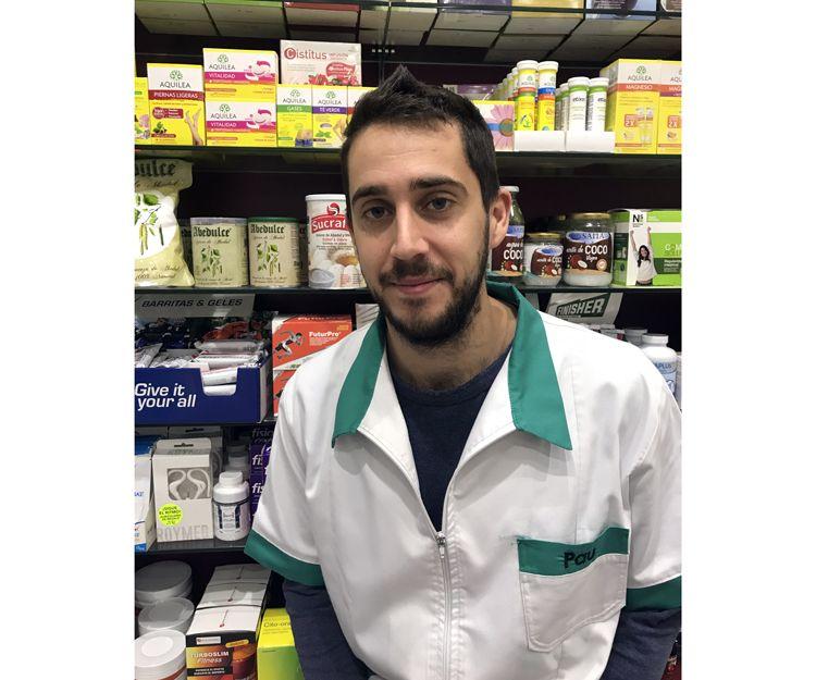Farmacia Olivella: Pau