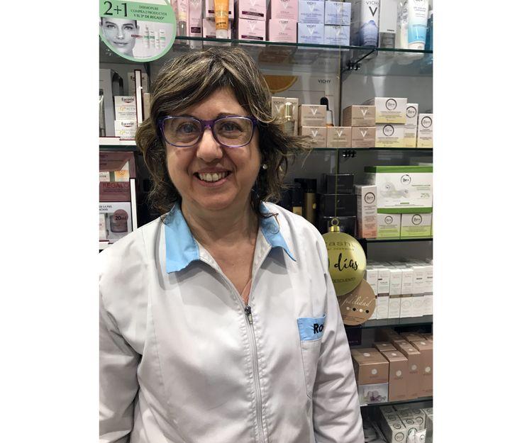 Farmacia Olivella: Raquel