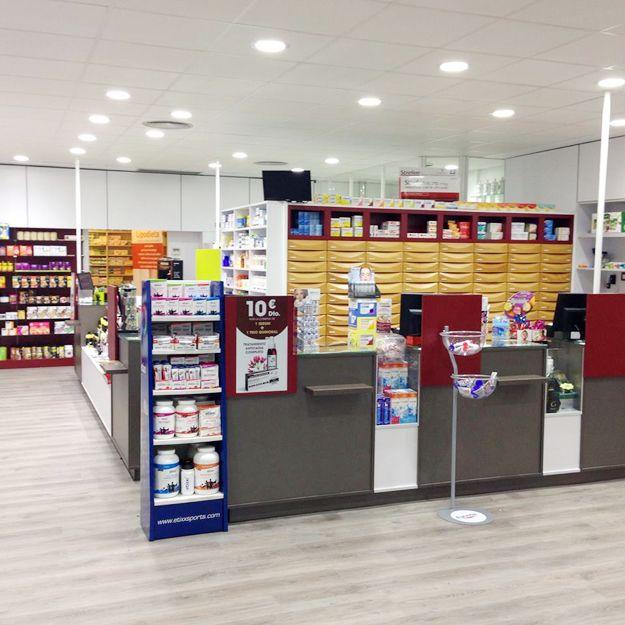 Farmacias en Vallirana, Barcelona