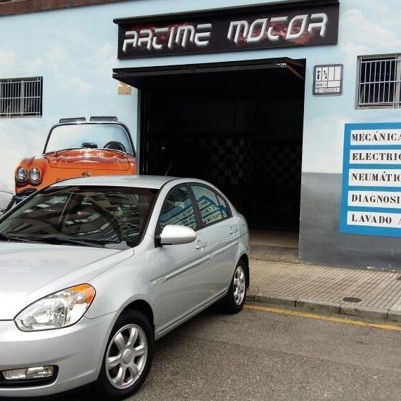 Talleres de automóviles en Oviedo