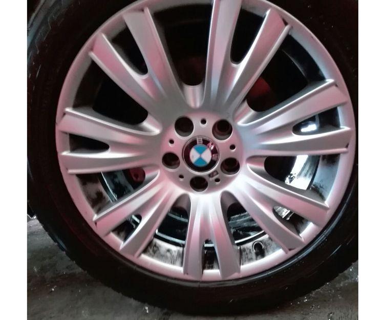 Limpieza de ruedas