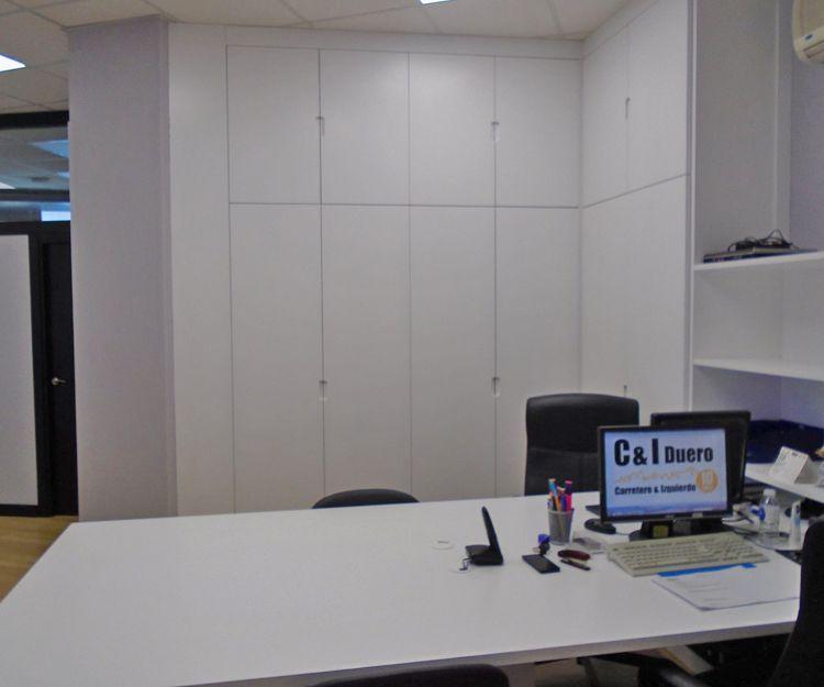 Despacho de la asesoría inmobiliaria en Soria