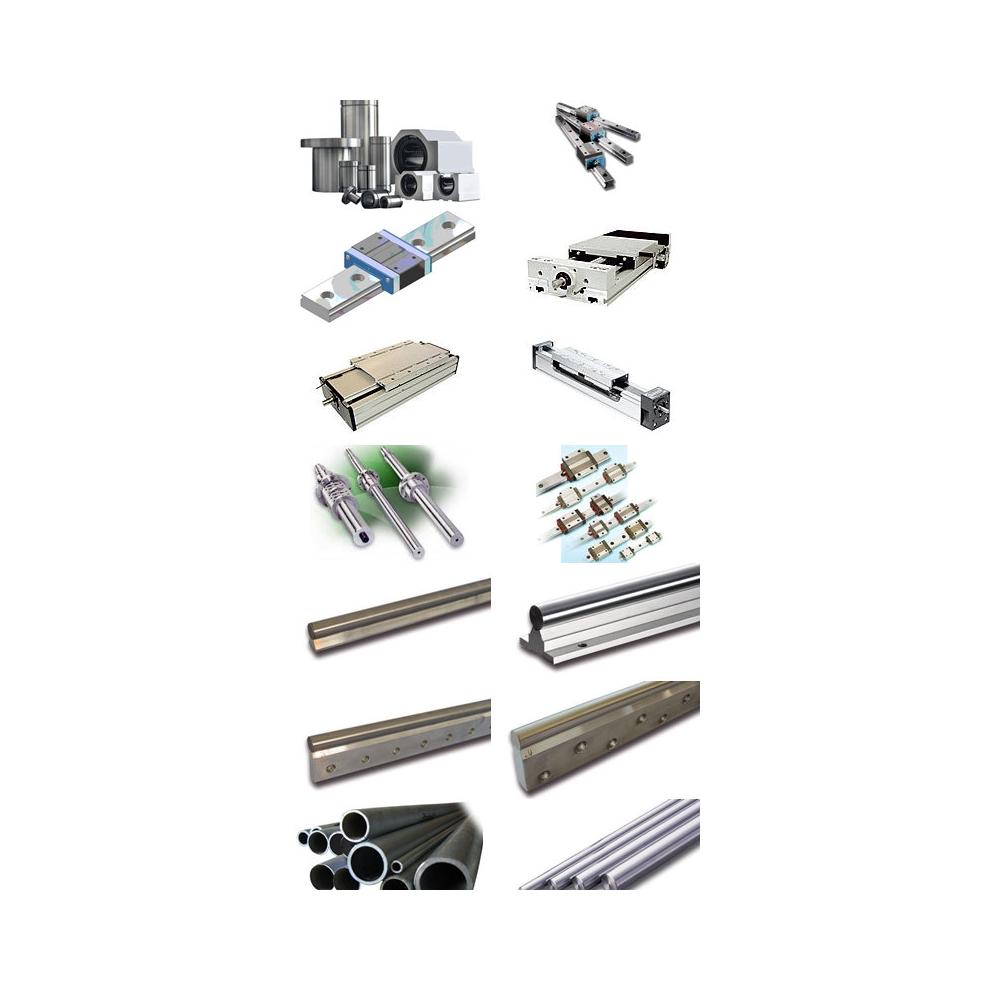 Movimiento lineal: Productos de Rodamientos del Segura