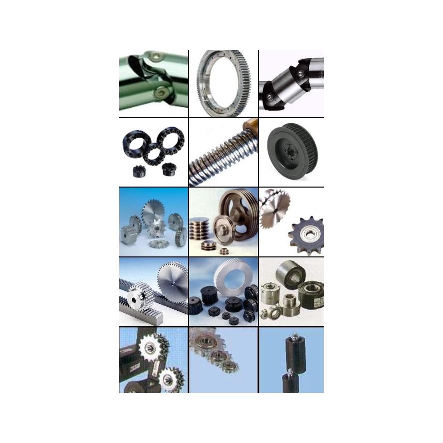 Transmisión industrial: Productos de Rodamientos del Segura