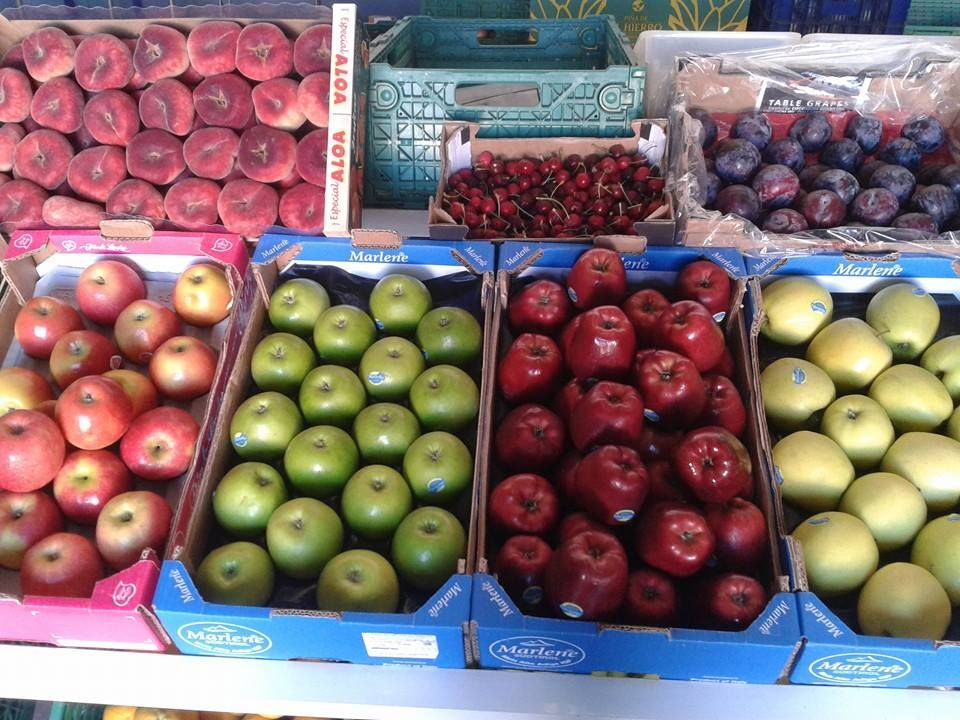 Venta de fruta a empresas