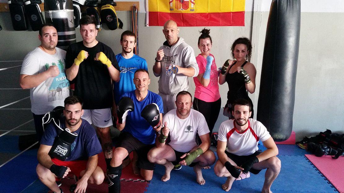 Practicar boxeo en Guadalajara