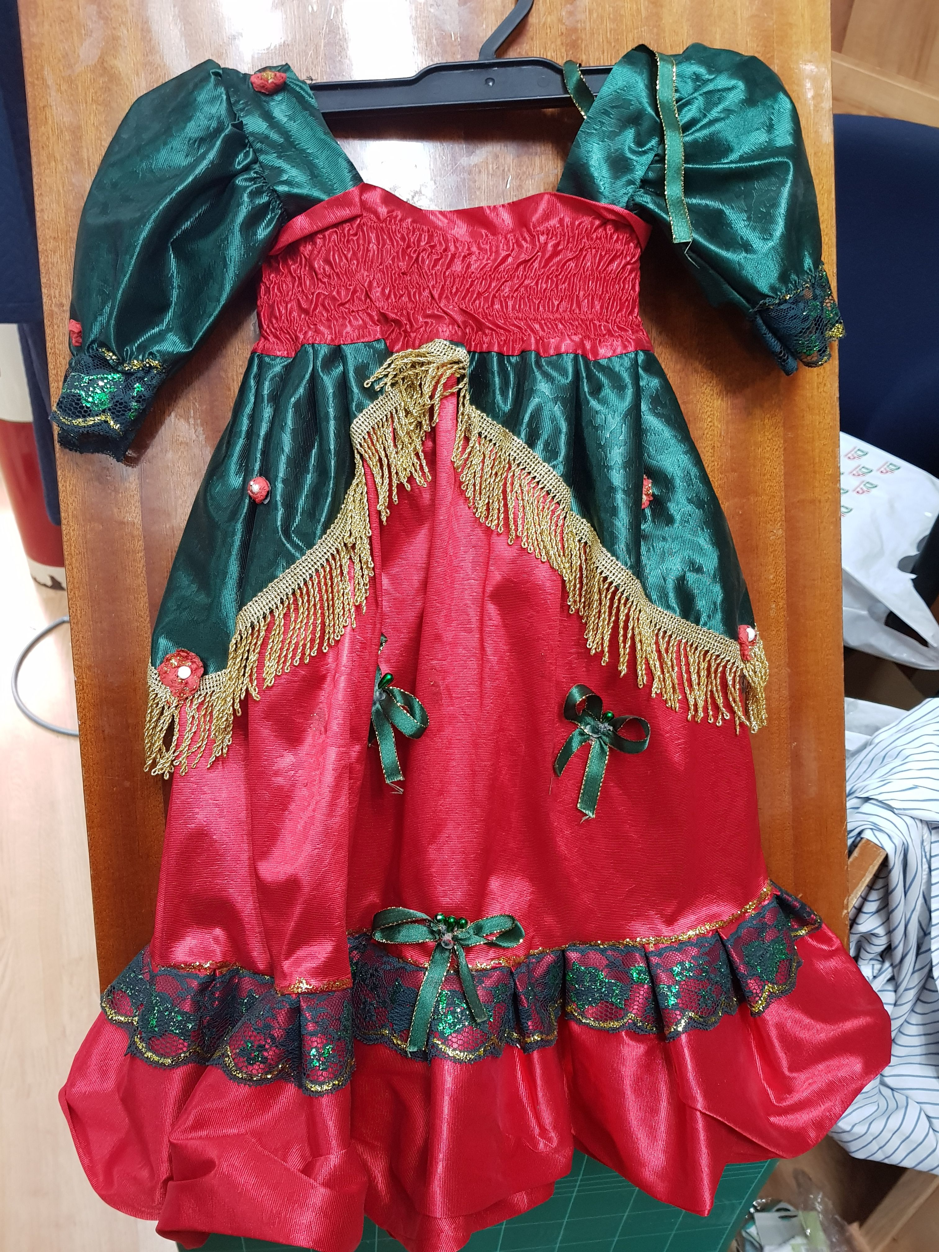 Vestidos para Virgen y Niño Jesús: Moda y complementos de Brenda Moda colombiana y Complementos