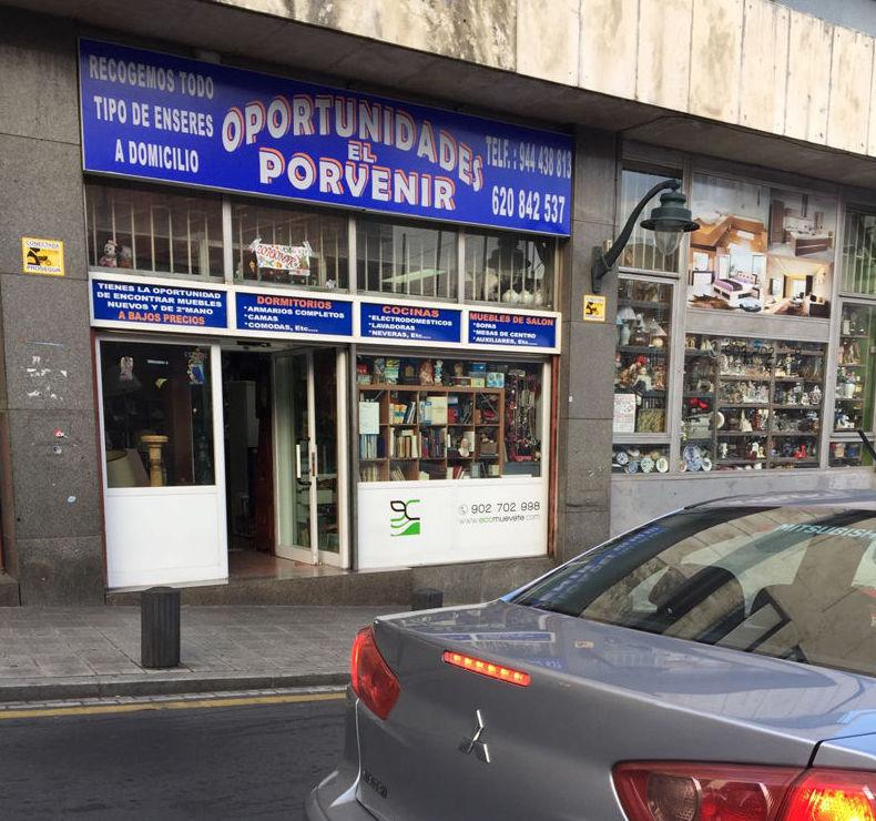 Oportunidades El Porvenir en Bilbao