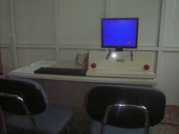 Sala psicotecnico