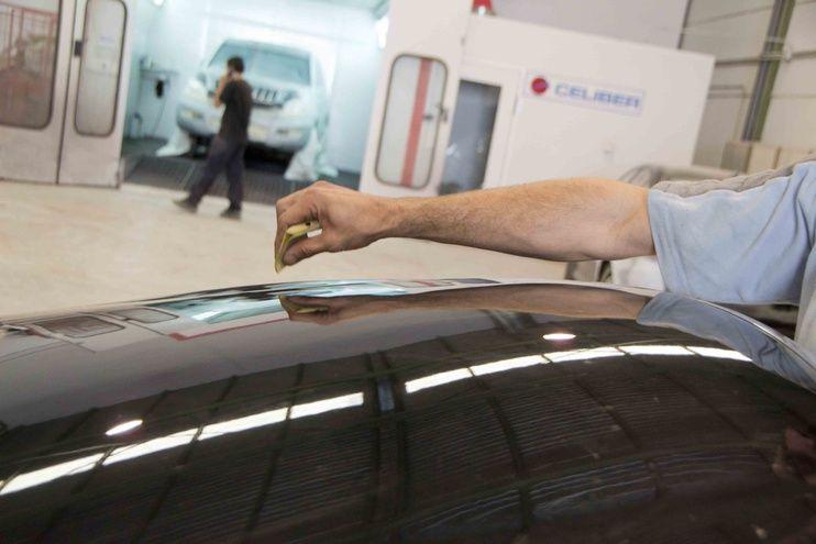 Limpieza del automovil: Productos y Servicios de Talleres Autocapsa
