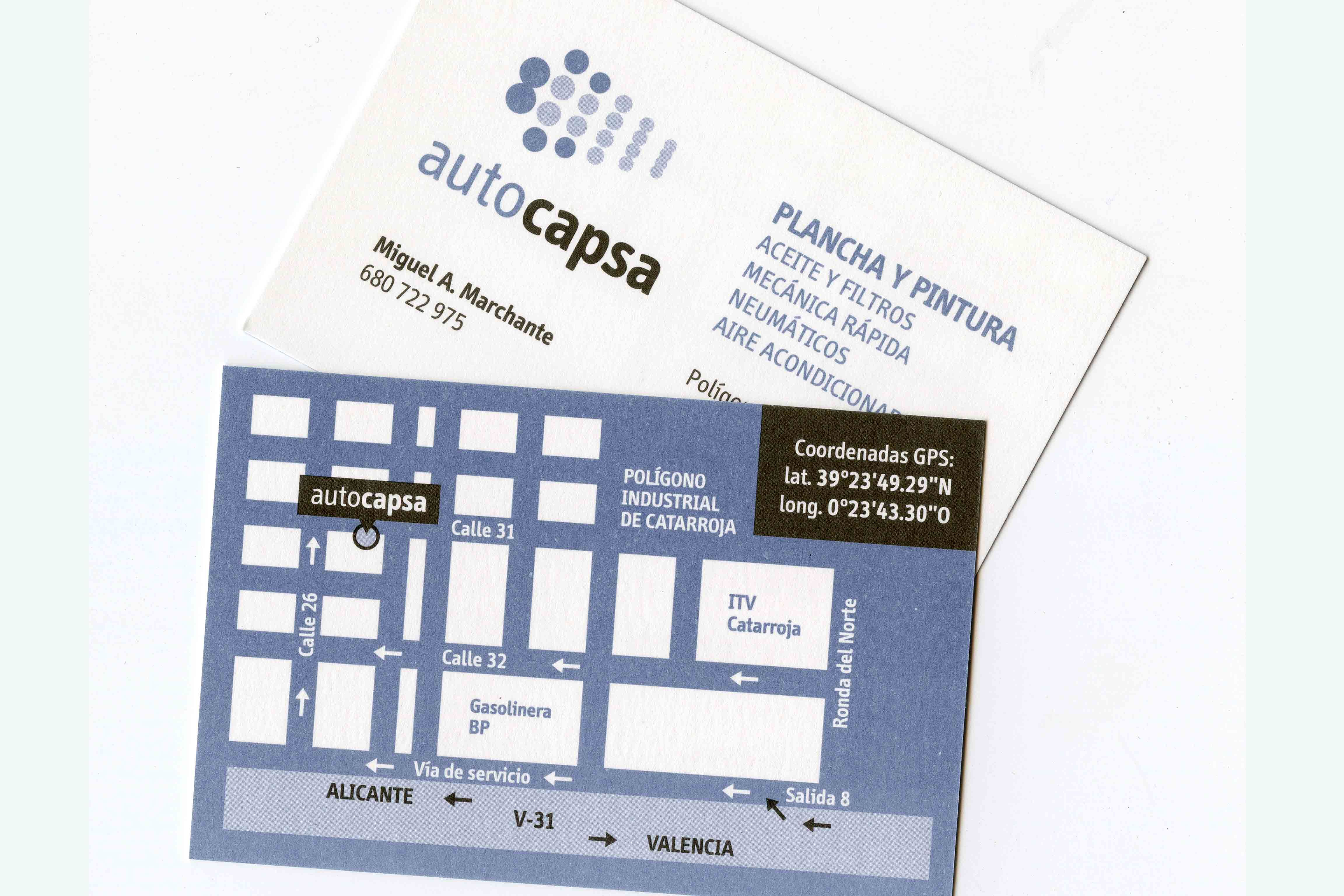 Foto 4 de Talleres de chapa y pintura en Catarroja | Talleres Autocapsa