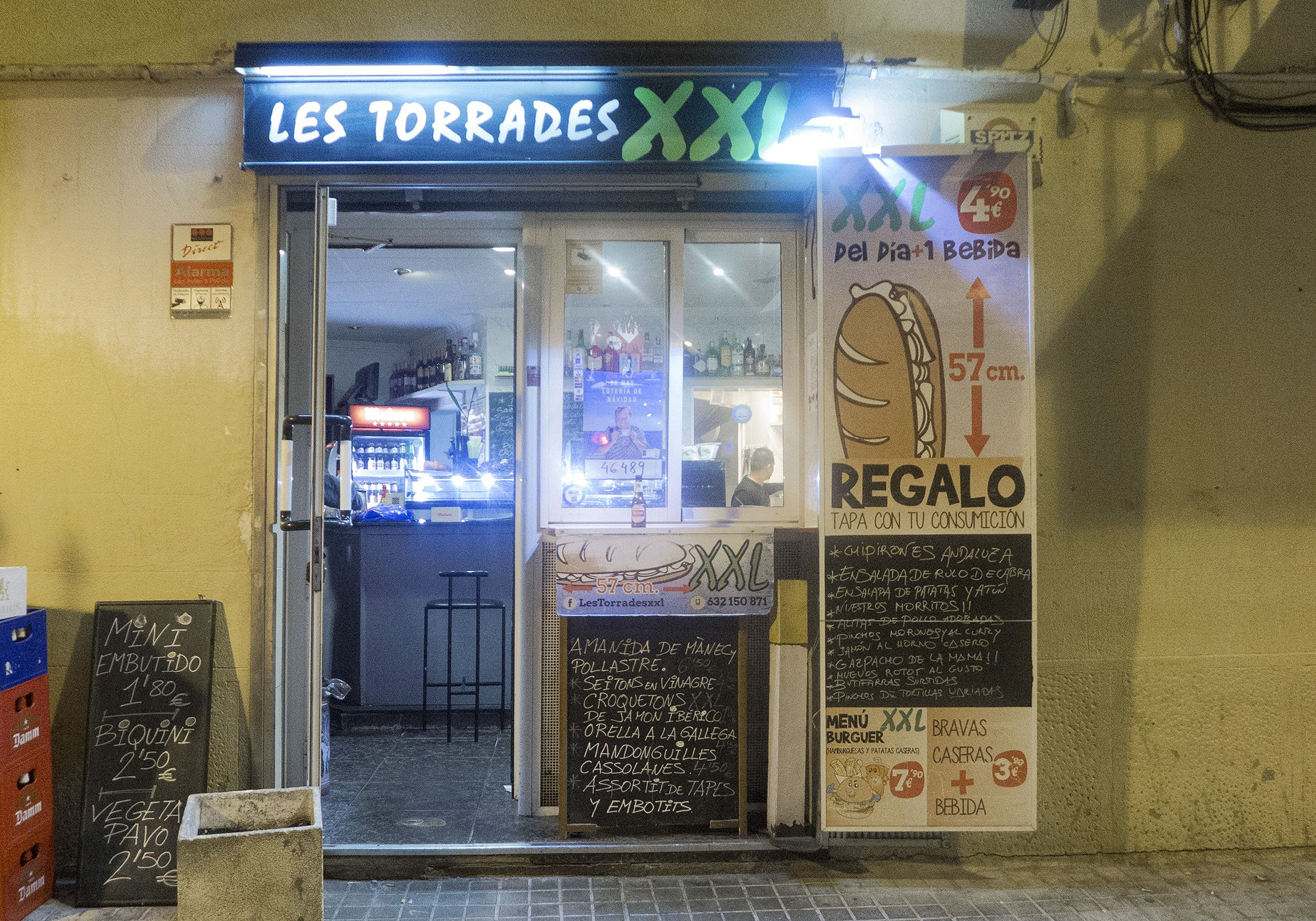 Las mejores hamburguesas y bocadillos de Barcelona