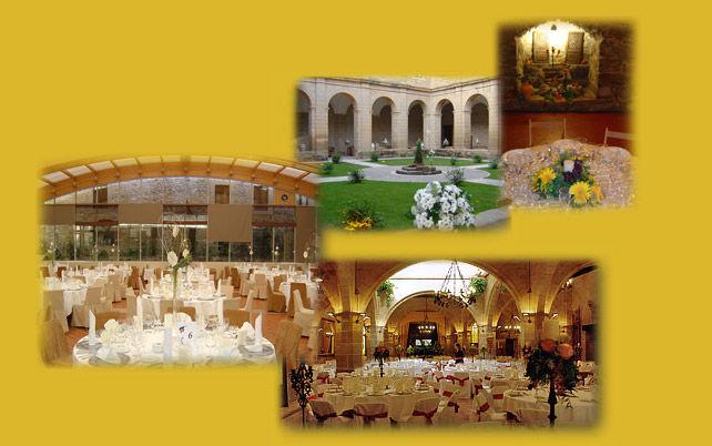Decoración de restaurantes y eventos : Catálogo de Floristería Mª Teresa