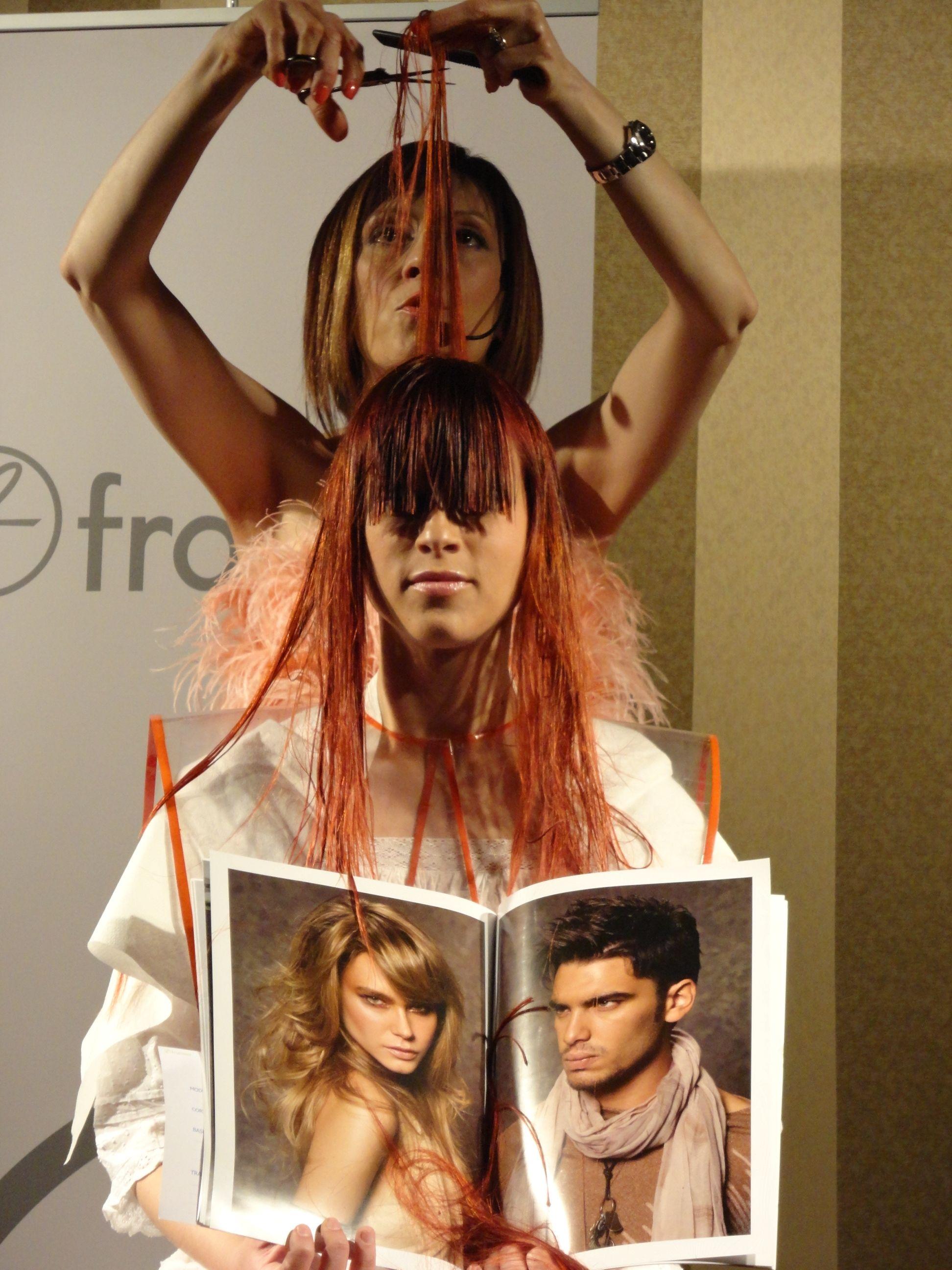 Modelos de peluquería - FRAMESI
