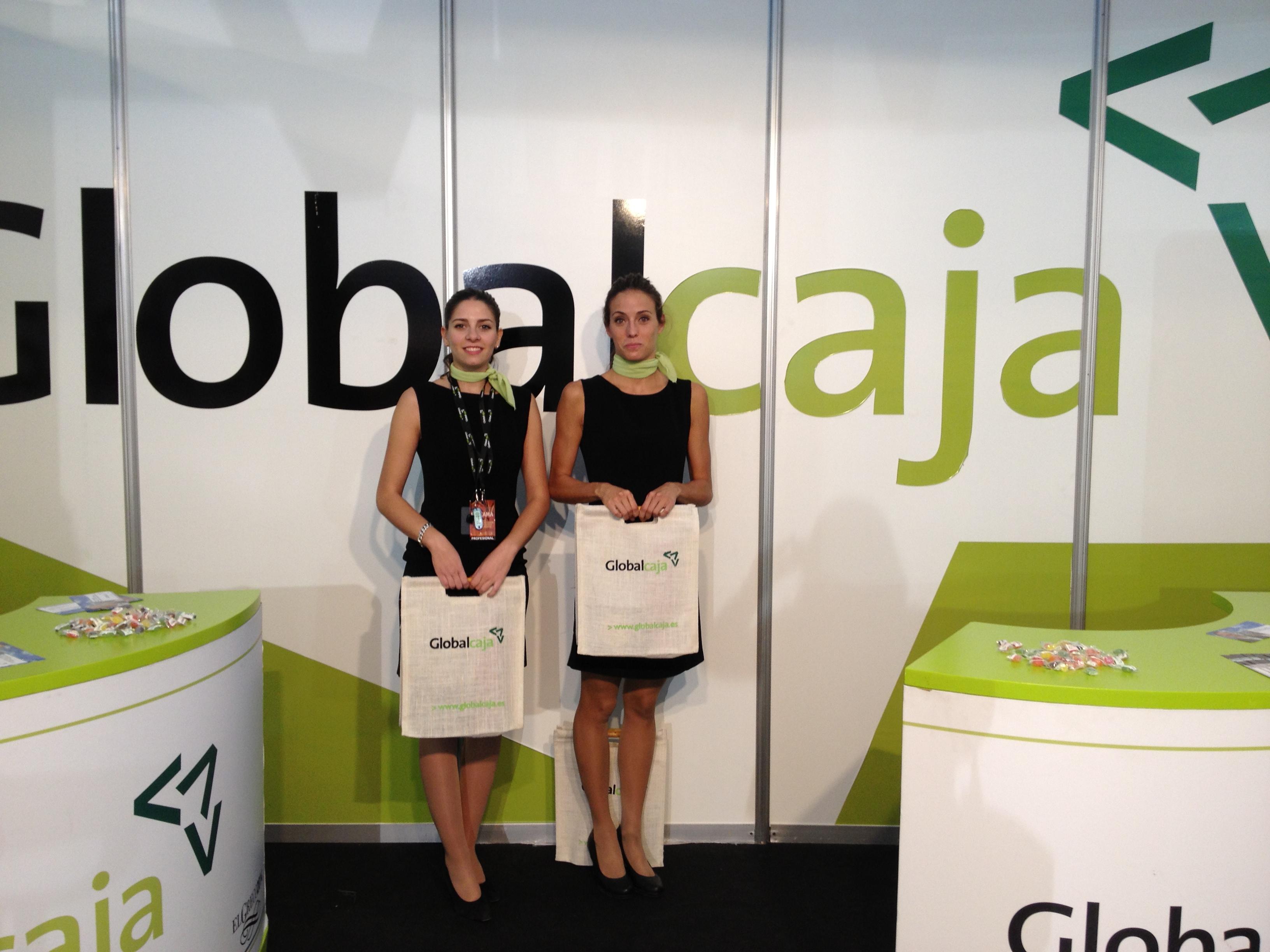 Recepción de autoridades en evento de GLOBALCAJA