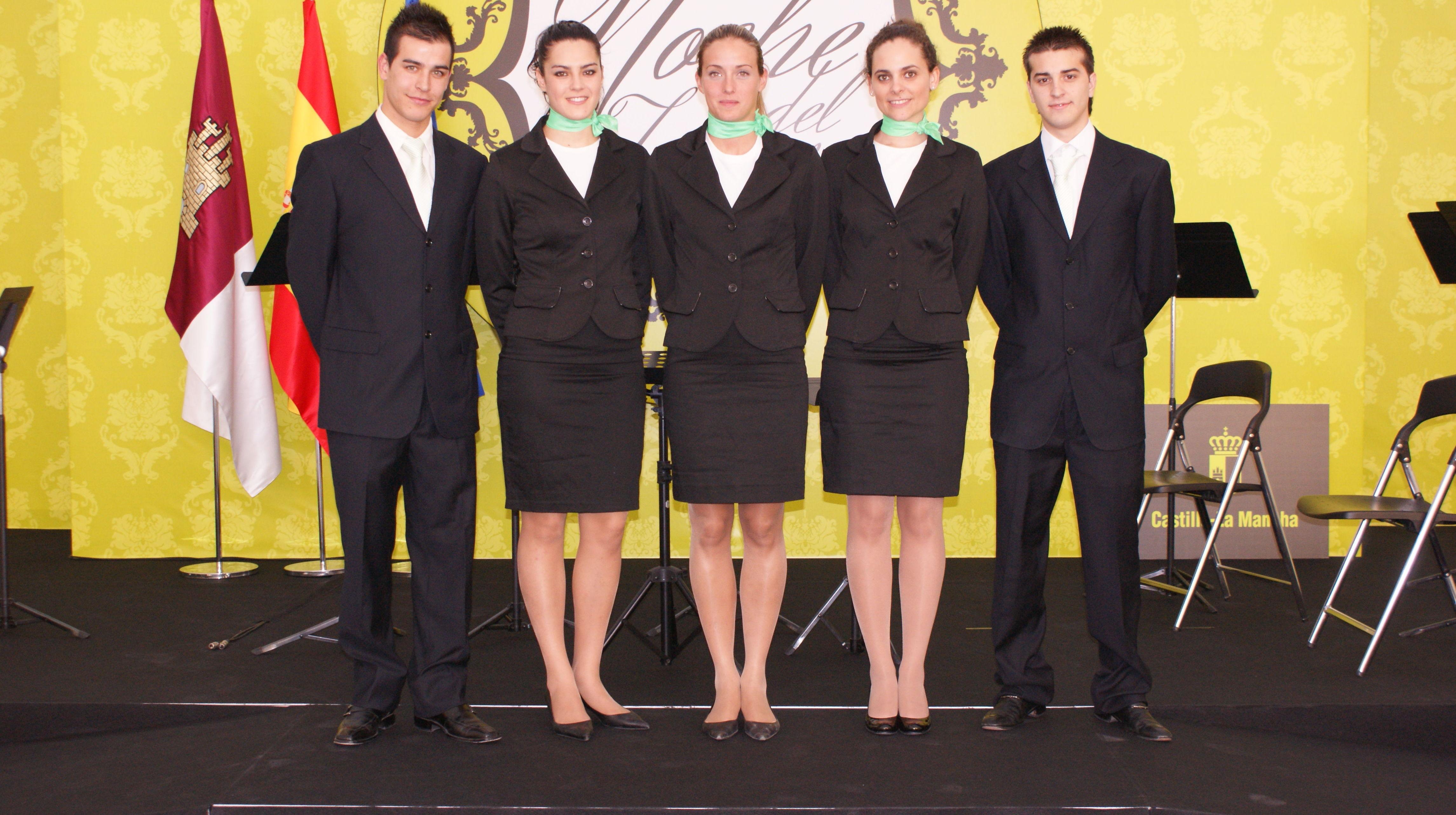 Azafata/o de protocolo: Servicios de Elegance Azafatas