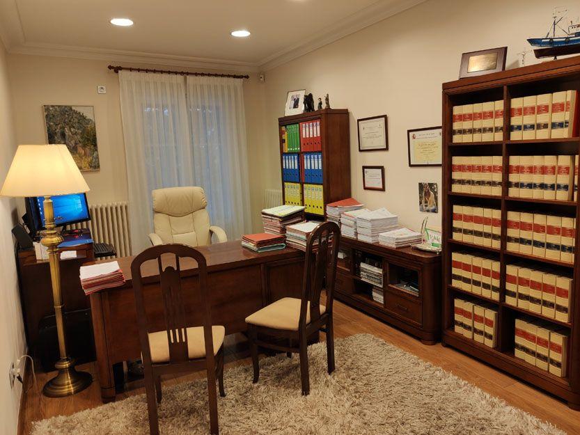Despacho de abogados en Palencia