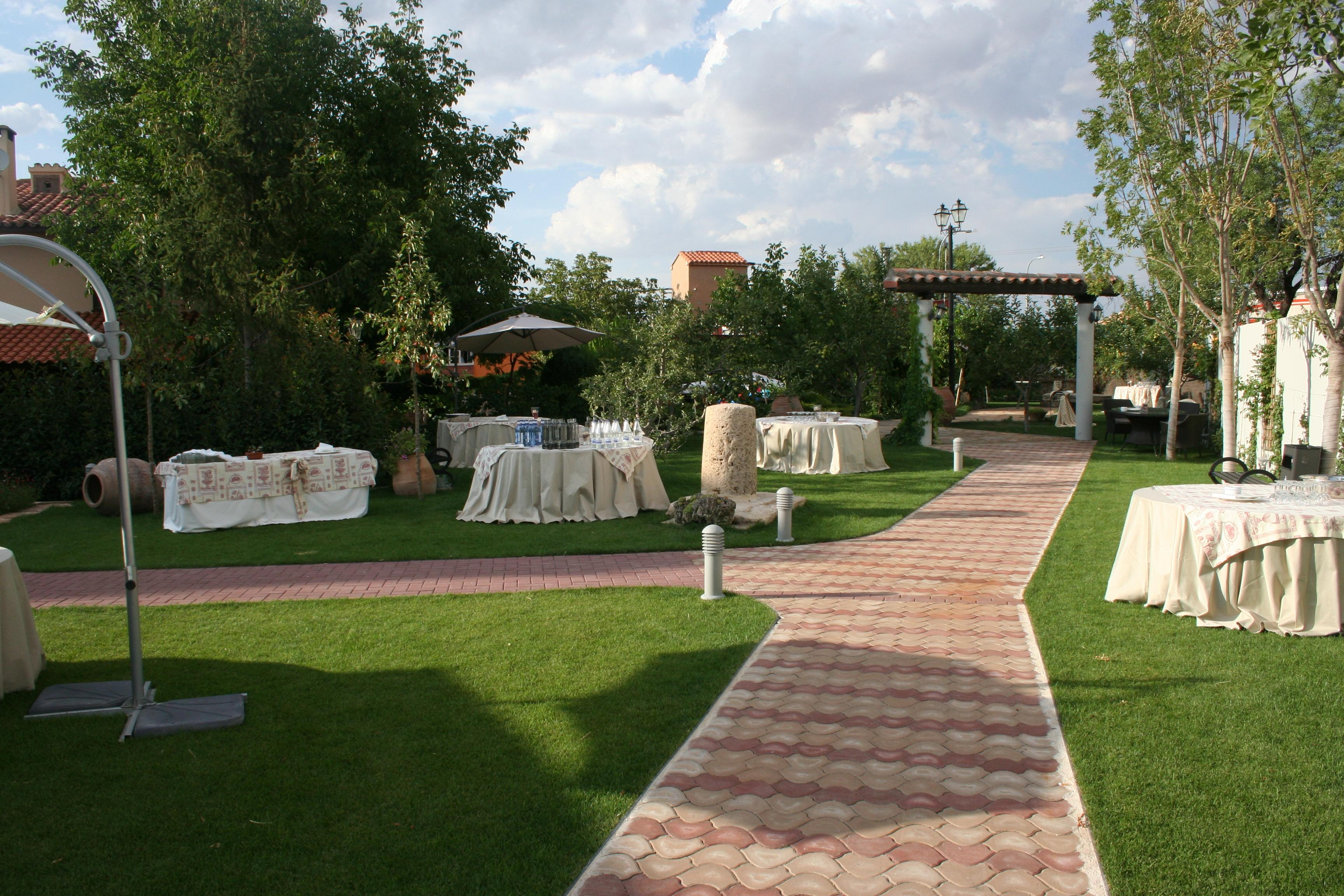 Jardines Hotel Fidalgo