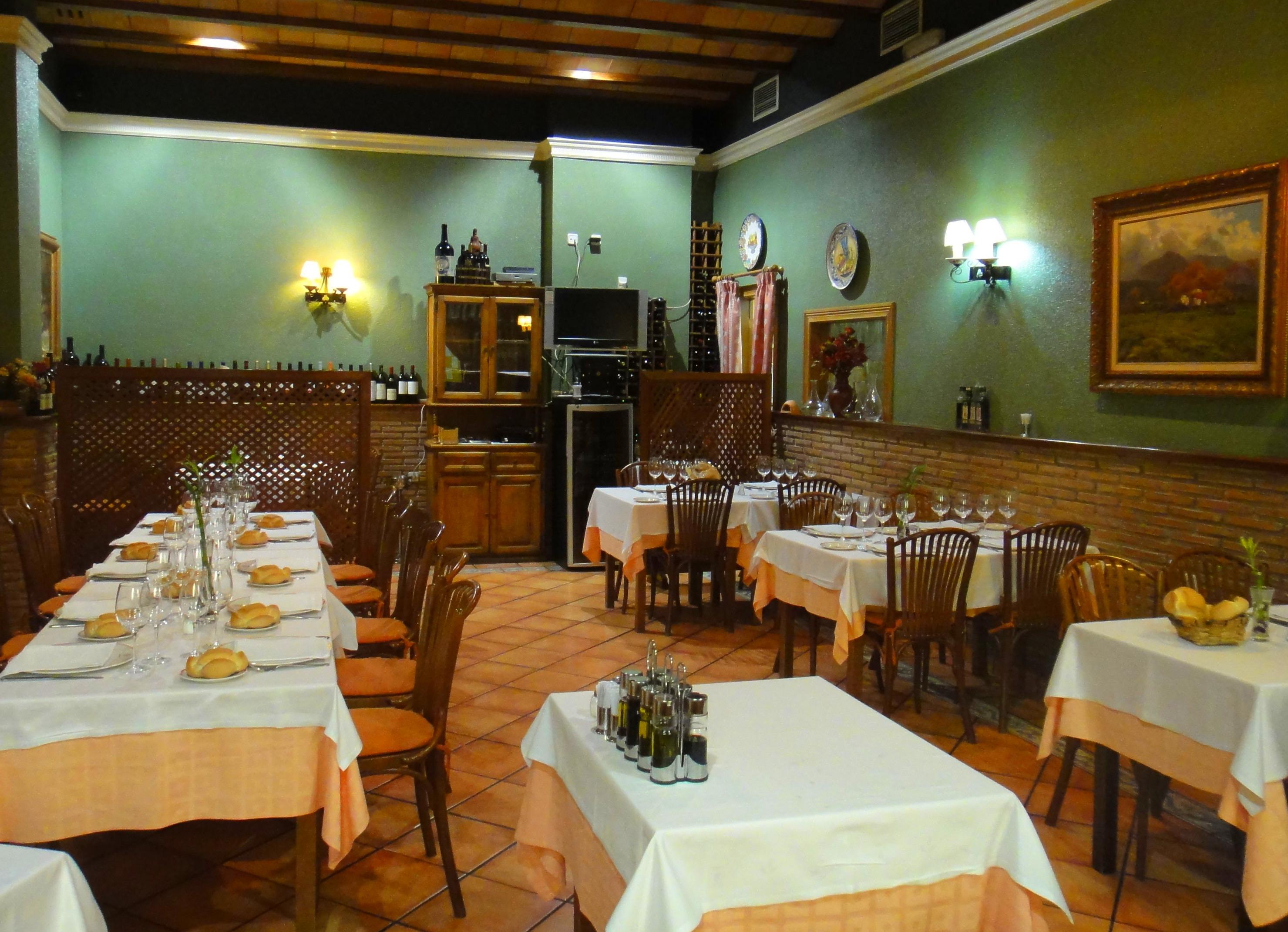 Foto 11 de Cocina mediterránea en Madrid | El Asador de Orgaz