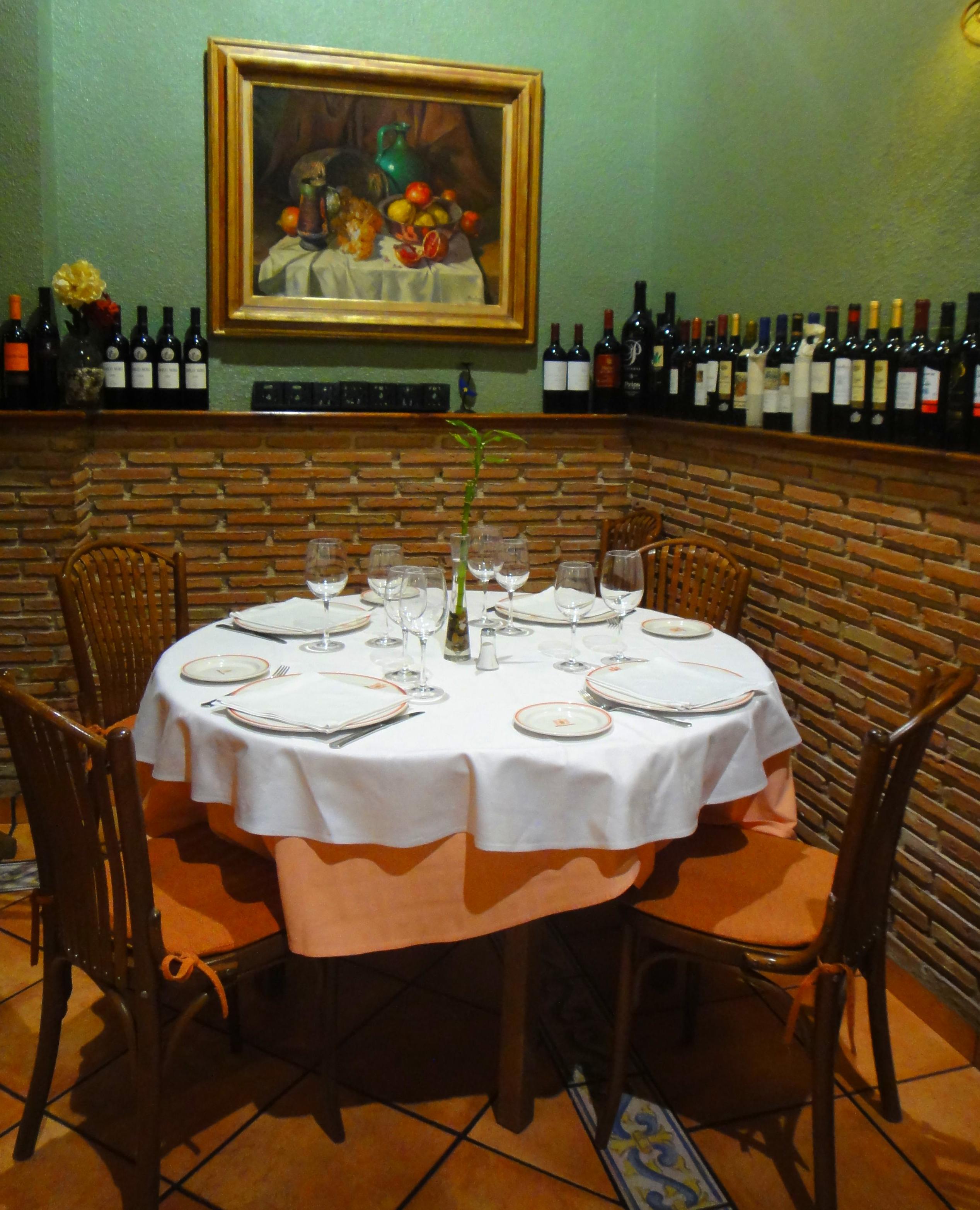 Foto 10 de Cocina mediterránea en Madrid | El Asador de Orgaz