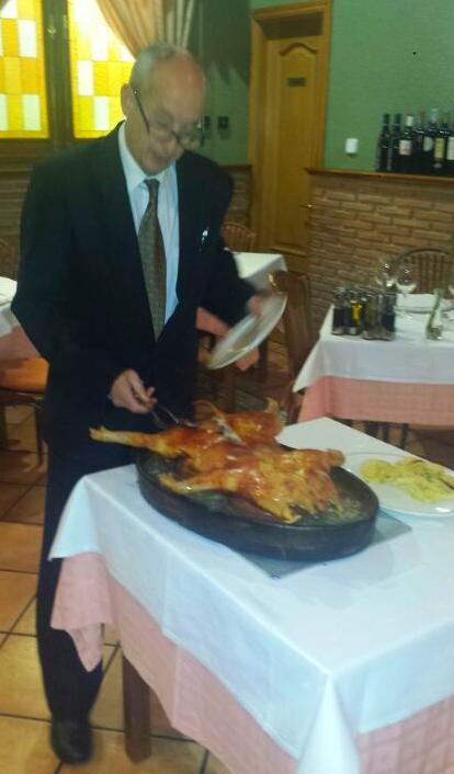 Foto 12 de Cocina mediterránea en Madrid | El Asador de Orgaz
