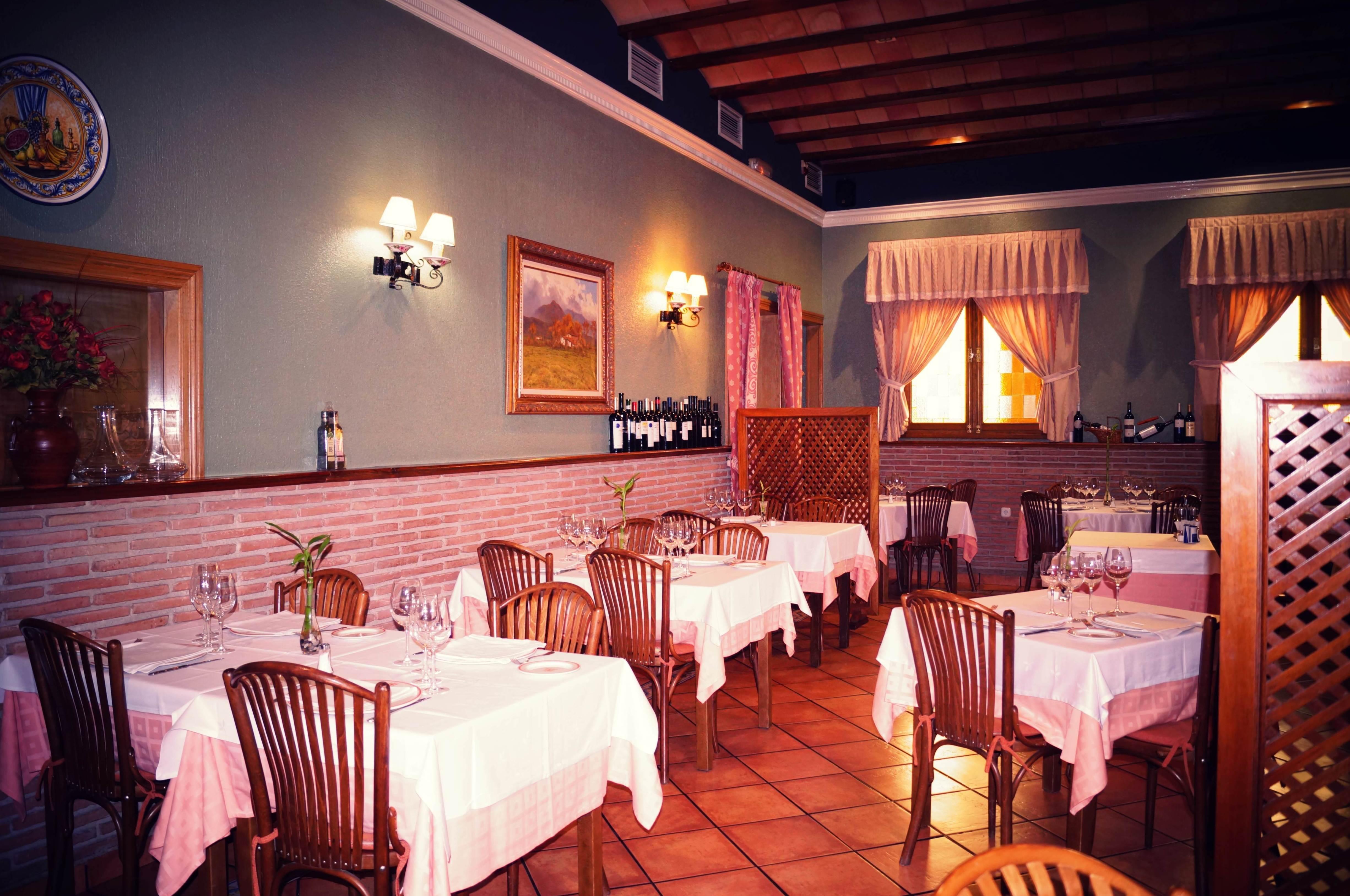 Foto 6 de Cocina mediterránea en Madrid | El Asador de Orgaz