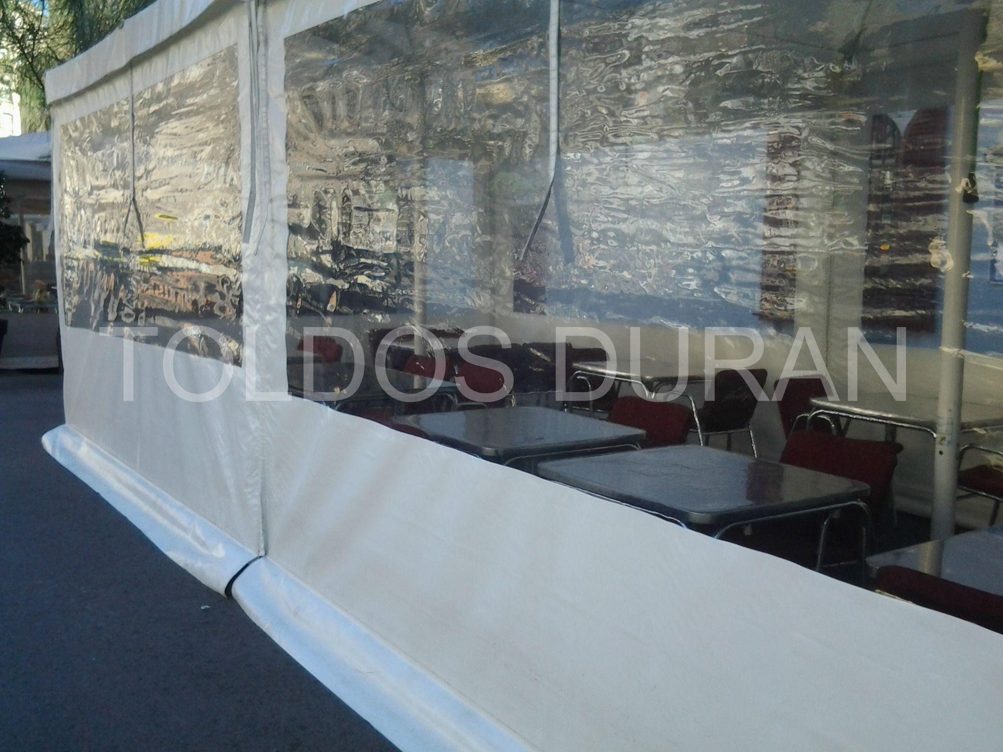 Instalación: Productos y servicios de Toldos Durán