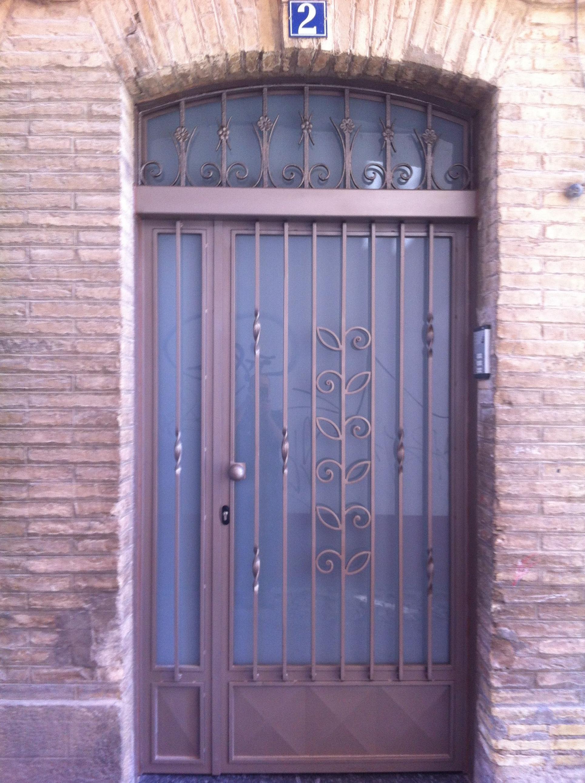 Foto 24 de Acero inoxidable en Huesca | Dorta Carpintería Metálica, S.L.U.