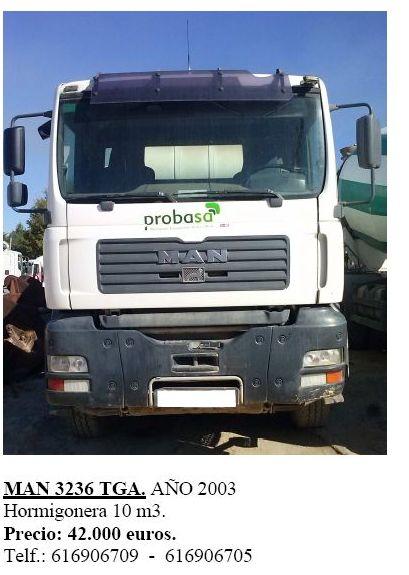 Man 3236 Tga año 2003