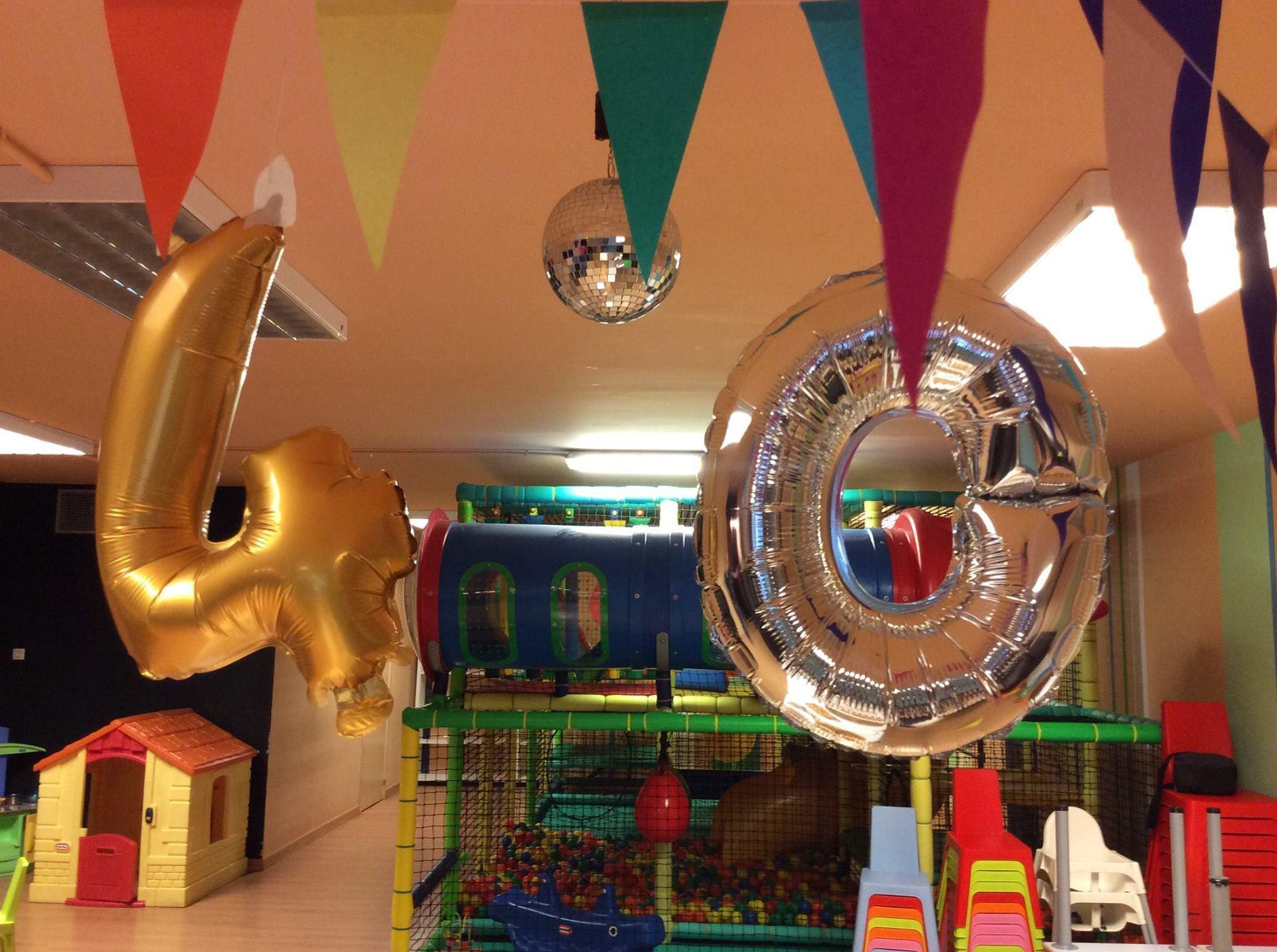 Celebración de cumpleaños en Sabadell