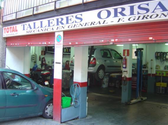 Talleres F. Girón, S.L. en Madrid