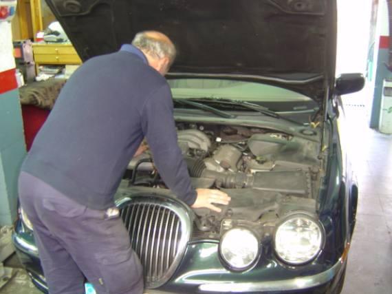 ITV \u002D Reparación de Automóviles