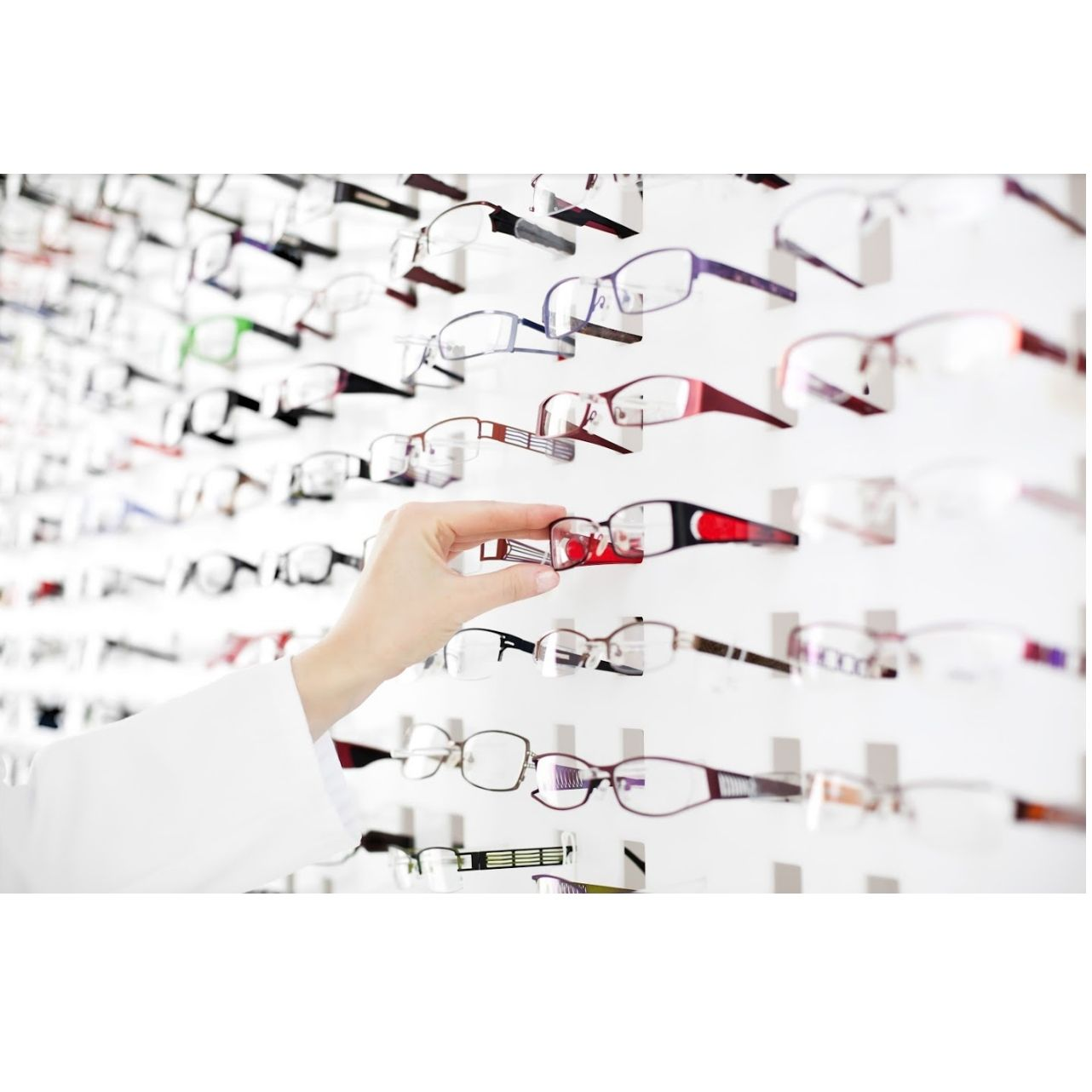 Lentes progresivas: Productos y servicios de Centro Óptico El Henar