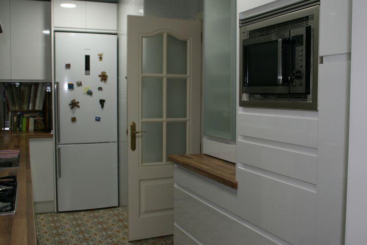 Muebles de cocina con los mejores materiales del mercado