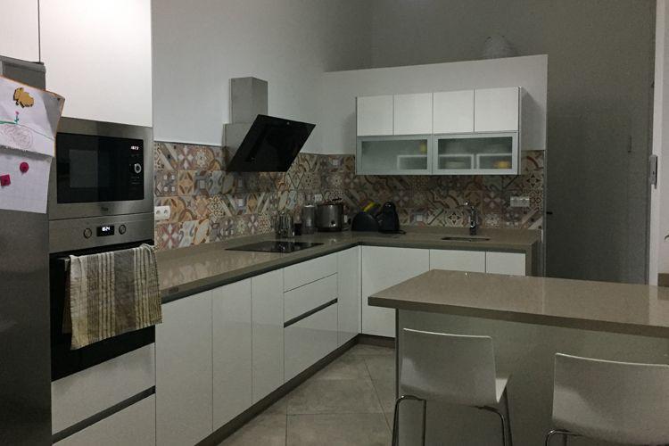 Cocinas con muebles de las mejores marcas