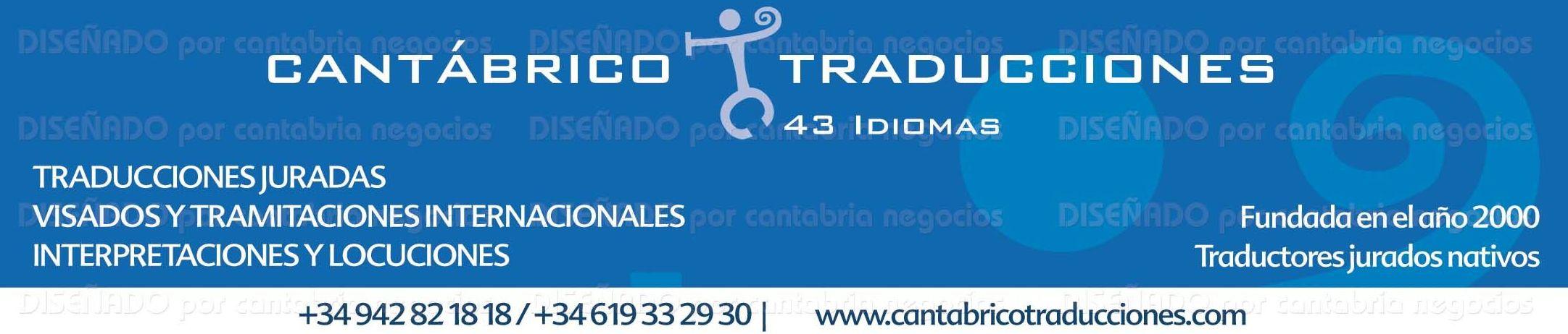 Traducciones tramites en Santander