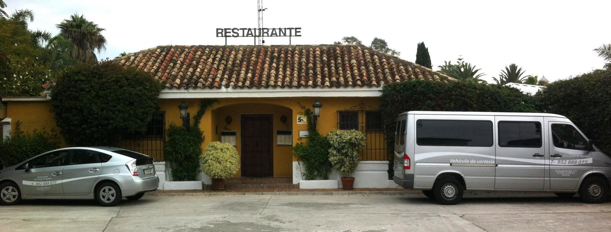 Restaurants and catering service available for events in Marbella