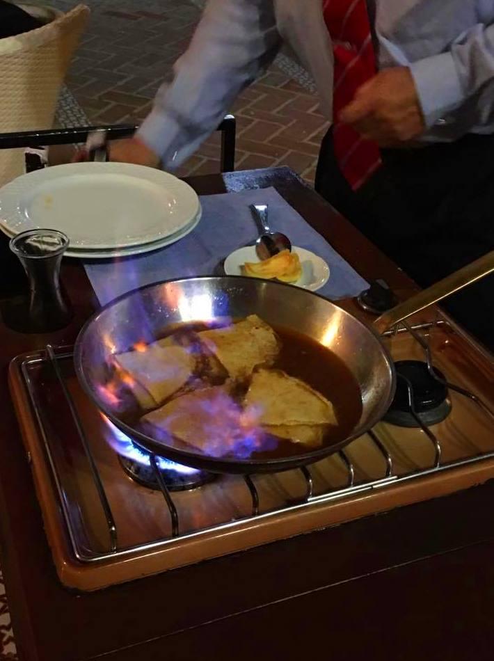 Foto 24 de Mediterranean cuisine en Marbella | El Cortijo de Ramiro