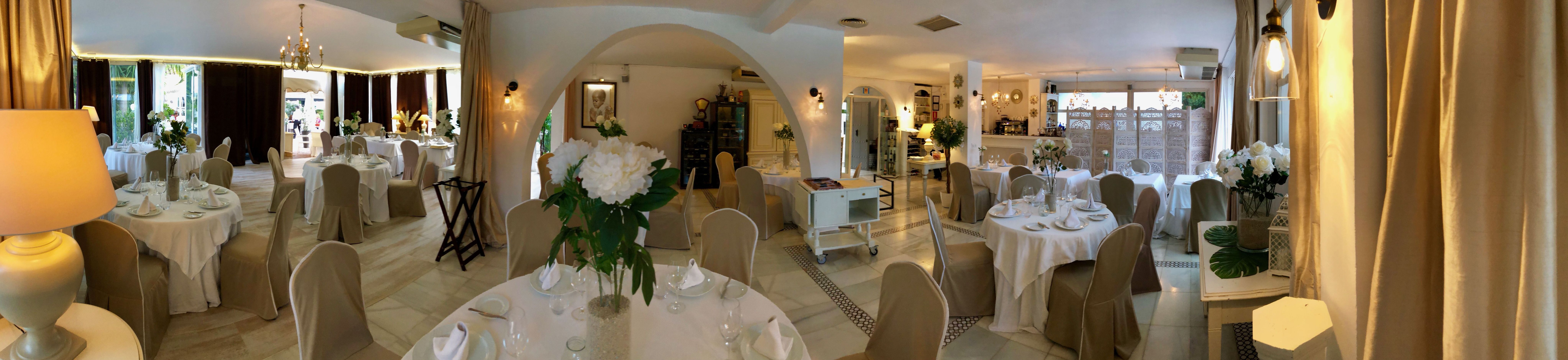 Foto 12 de Cocina mediterránea en Marbella | El Cortijo de Ramiro