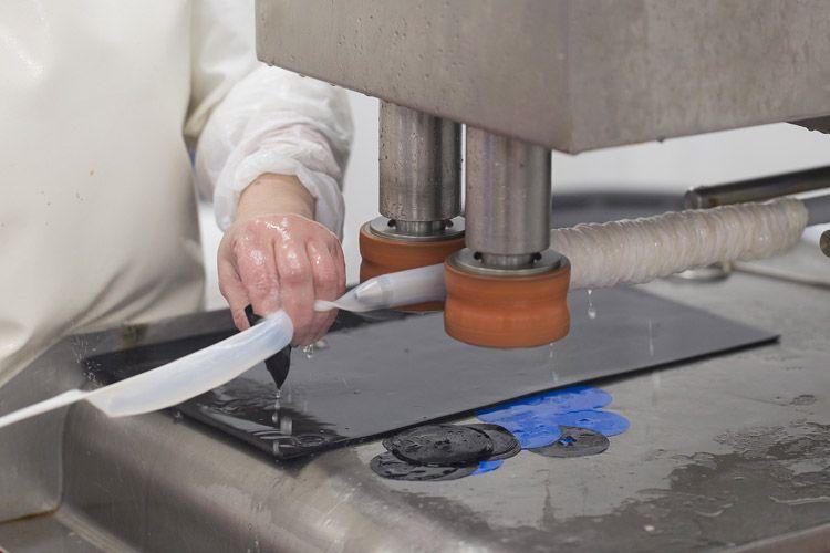 Máquinas para la elaboración de tripas naturales