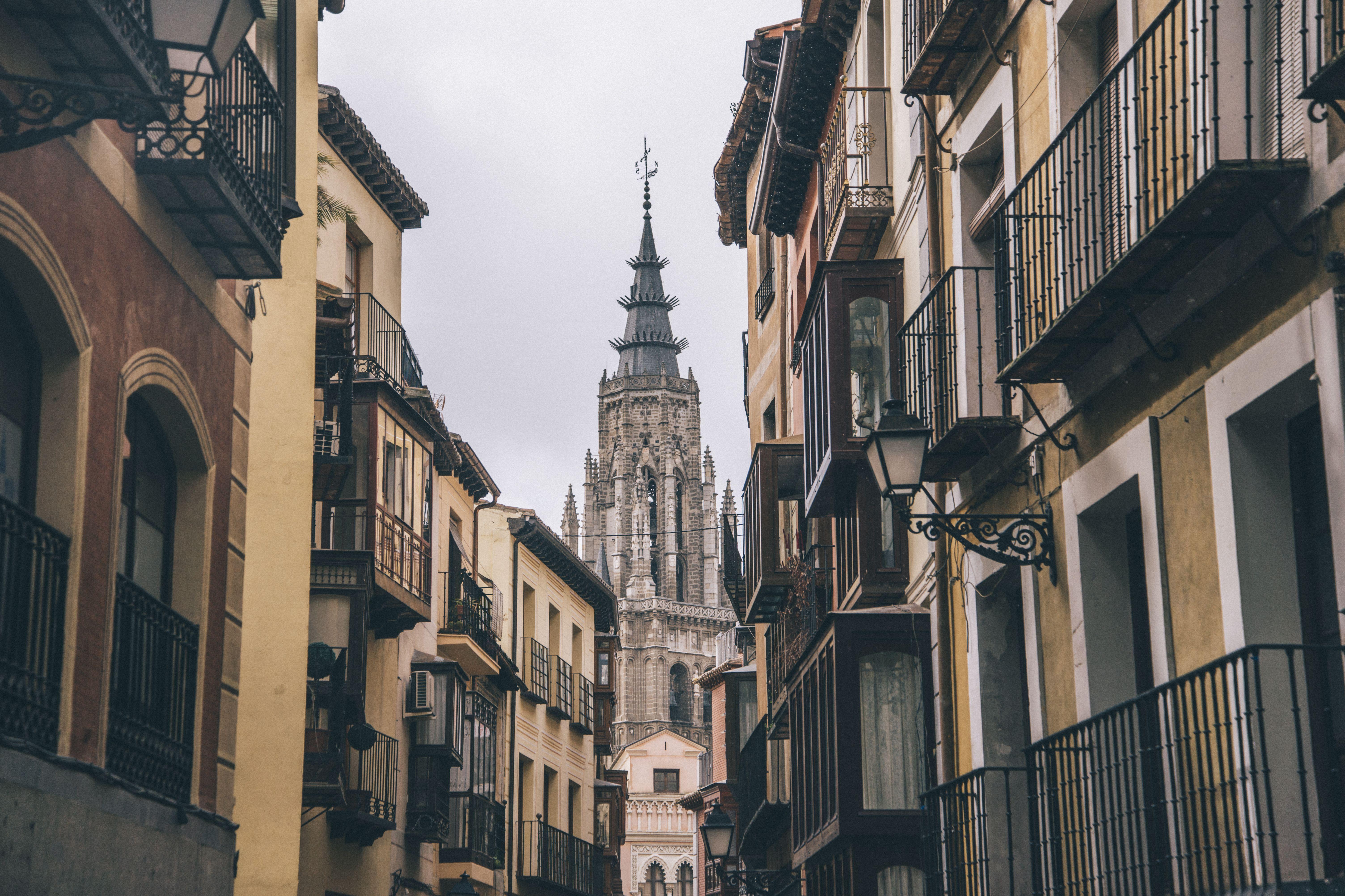 Empápate de la Historia de las calles de Toledo