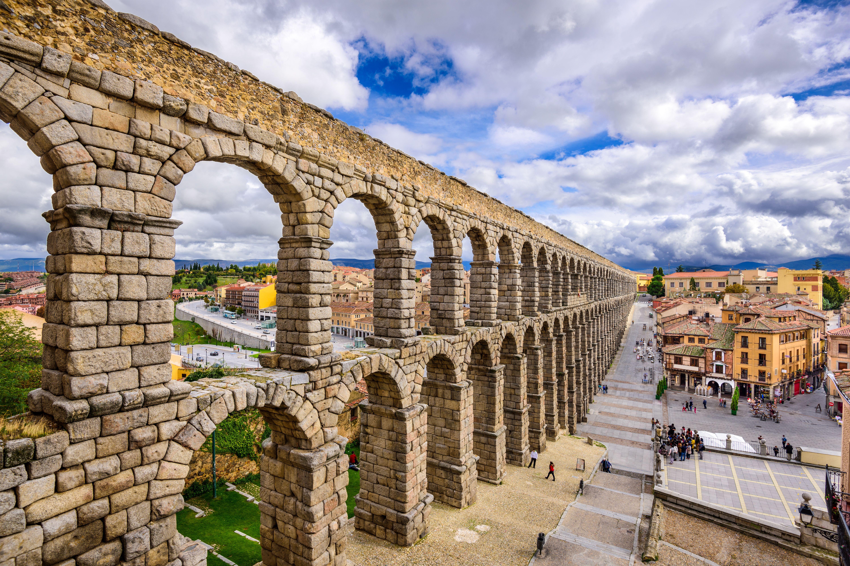 La Historia de Segovia